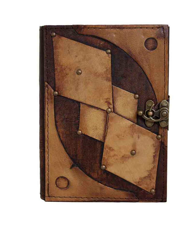 Vintage leather journal notebook for sale