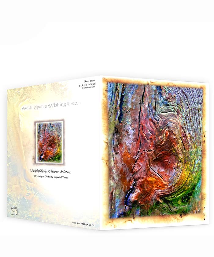 Tree greeting cards for sale
