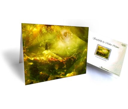 trees art greeting cards