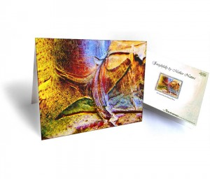 Tree Art Greeting Card Sku#2532