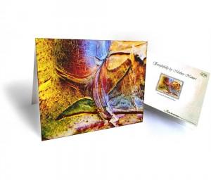 Tree Art Greeting Card Sku#2532