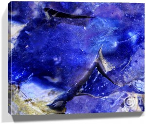 Nature Stone Artwork Wall Canvas Sku#7664