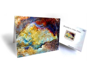 Stone Artwork Greeting card Sku#2153