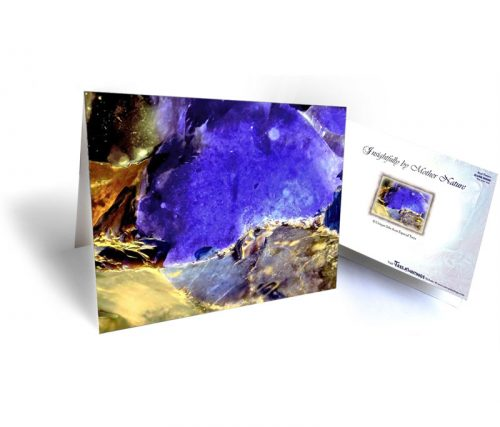nature art greeting card