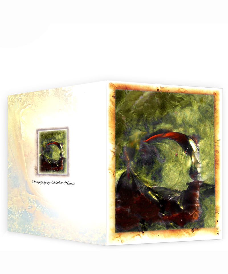 nature gifts greeting card