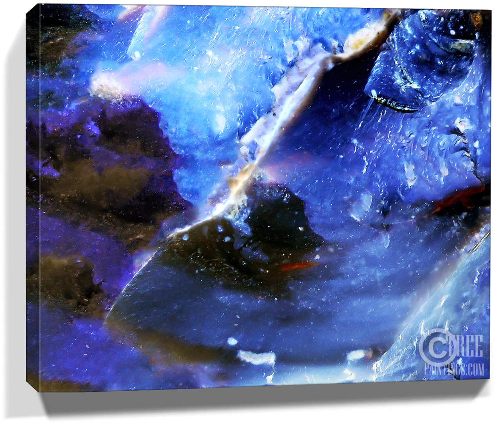 Art on stones artwork print for sale