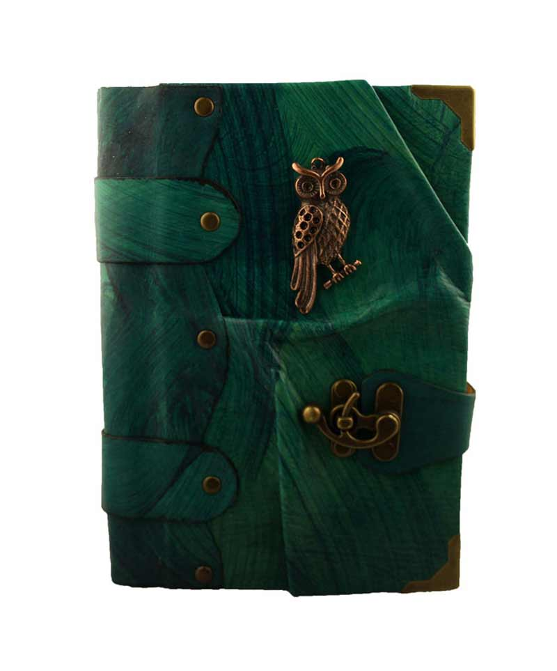 Owl Emblem Journal