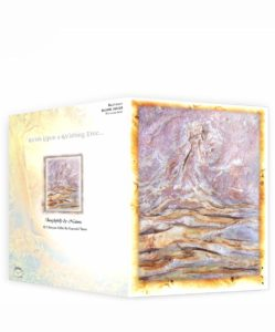 Tree Artwork Greeting Card Sku#1042658795