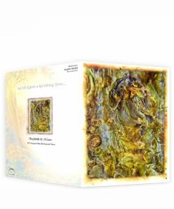 Tree Art Greeting Card Sku#10577