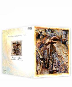 Tree Artwork Greeting Card Sku10615223