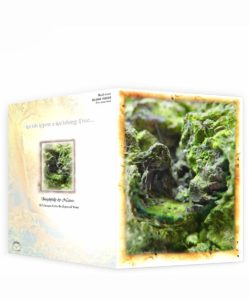 Tree Artwork Greeting Card Sku#120369273