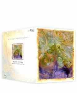 Tree Artwork Greeting Card Sku#12093212