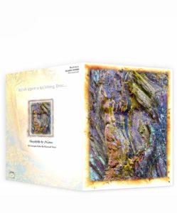 Tree Artwork Greeting Card Sku12094432