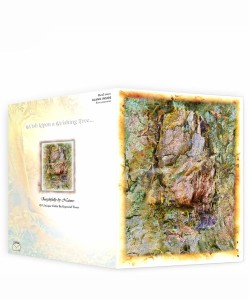 Tree Artwork Greeting Card Sku#12263