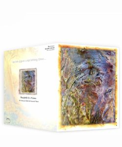 Tree Artwork Greeting Card Sku#13039