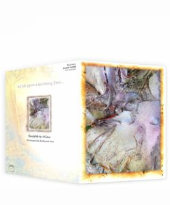 Tree Artwork Greeting Card Sku#13372914