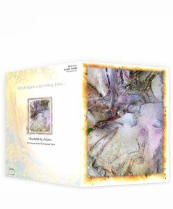 Tree Artwork Greeting Card Sku#13372914