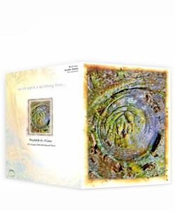 Tree Art Greeting Card Sku#13735422