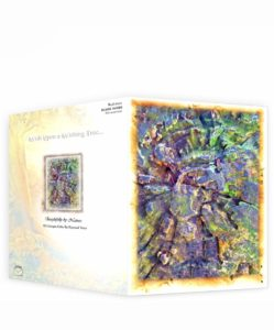 Tree Artwork Greeting Card Sku#17552485