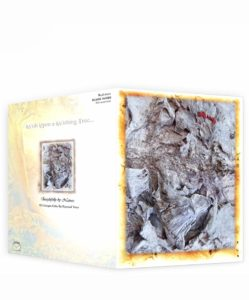 Tree Artwork Greeting Card Sku#182633905