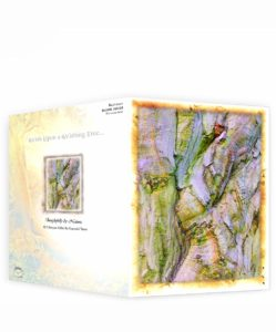 Tree Bark Art Greeting Card Sku#19492113