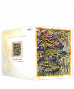 Tree Artwork Greeting Card Sku#31162532