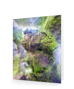Tree Art Greeting Card Sku#2138533