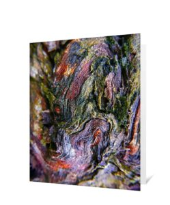Tree Art Greeting Card Sku#2187482