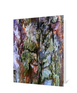 Tree Art Greeting Card Sku#2833274