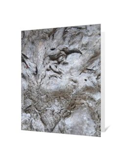 Tree Art Greeting Card Sku#3182547