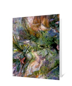 Tree Art Greeting Card Sku#3382774