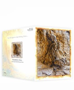 Tree Art Greeting Card Sku#5352218