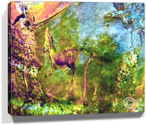 Tree Wall Artwork Canvas Sku#1275